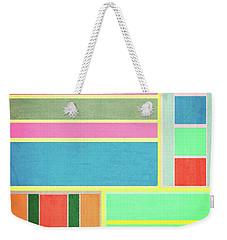 118 Weekender Tote Bag by Timothy Bulone