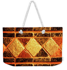 119 Weekender Tote Bag by Timothy Bulone