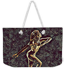 1192s-zac Nudes In The Style Of Antonio Bravo  Weekender Tote Bag