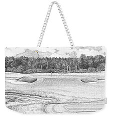 11th Hole - Trump National Golf Club Weekender Tote Bag