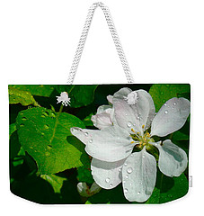 Apple Blossoms Weekender Tote Bag