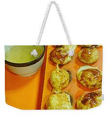 Takoyaki  Weekender Tote Bag