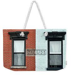 1200-1206 Washington Street Weekender Tote Bag by JAMART Photography