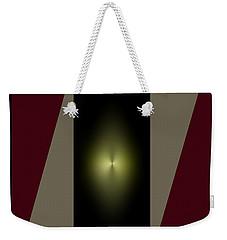 1203-2016 Weekender Tote Bag by John Krakora