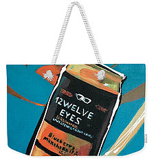 12welve Eyes Weekender Tote Bag