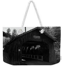 Barns In Pacific Northwest Weekender Tote Bag