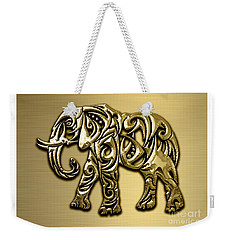 Elephant Collection Weekender Tote Bag