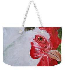 #13 Pearl Weekender Tote Bag
