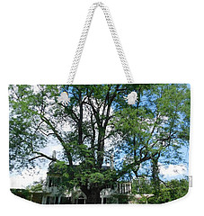 130 Year Old Tree Weekender Tote Bag