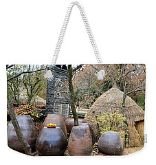 13th Century Kitchen Weekender Tote Bag