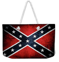 Confederate Flag 13 Weekender Tote Bag