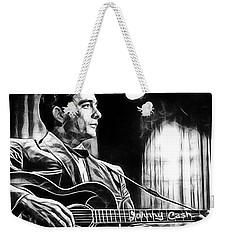 Johnny Cash Collection Weekender Tote Bag
