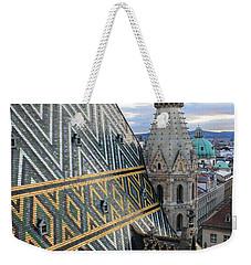 St Stephens Cathedral Vienna Weekender Tote Bag