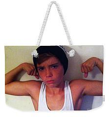 Age 14 Weekender Tote Bag