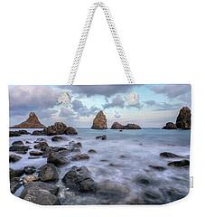 Aci Trezza - Sicily Weekender Tote Bag