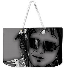 Elton John Collection Weekender Tote Bag by Marvin Blaine