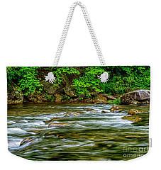 Williams River Spring Weekender Tote Bag