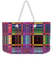1672 Abstract Thought Weekender Tote Bag