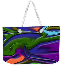 1691 Abstract Thought Weekender Tote Bag