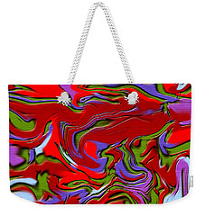 1695 Abstract Thought Weekender Tote Bag