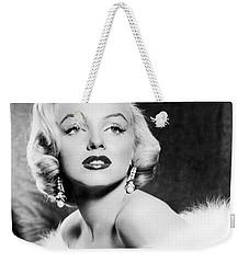 Marilyn Monroe (1926-1962) Weekender Tote Bag