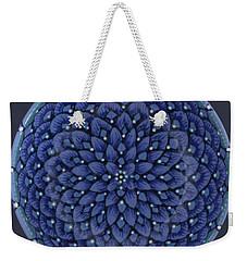 Weekender Tote Bag featuring the ceramic art #1701 by Kym Nicolas
