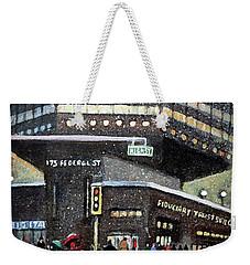 175 Federal Street Weekender Tote Bag
