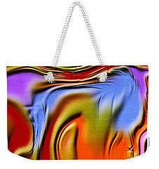 1765 Abstract Thought Weekender Tote Bag