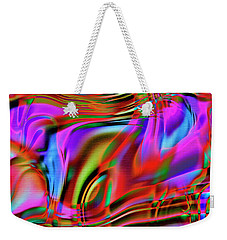 1783 Abstract Thought Weekender Tote Bag