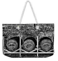 1787 Whiskey Barrels Weekender Tote Bag