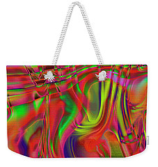 1799 Abstract Thought Weekender Tote Bag