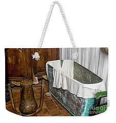 17th Century Bathroom Weekender Tote Bag