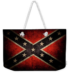 Confederate Flag 7 Weekender Tote Bag