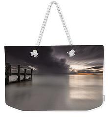 Sunst Over The Ocean Weekender Tote Bag
