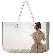 Victorian Woman Weekender Tote Bag by Lee Avison