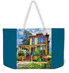 1896 Italianate Beauty Weekender Tote Bag