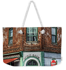 1898 Hotel Connor - Jerome Arizona Weekender Tote Bag