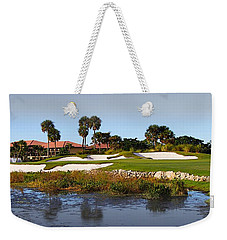 18th Hole Weekender Tote Bag