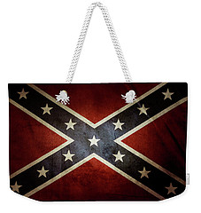 Confederate Flag 12 Weekender Tote Bag