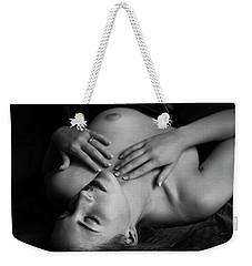 Ely Weekender Tote Bag by Traven Milovich
