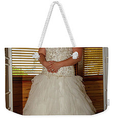 Faulkner Wedding Weekender Tote Bag