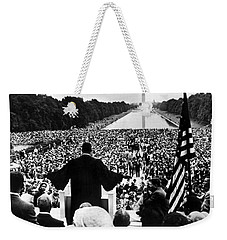 Martin Luther King Jr Weekender Tote Bag by American School