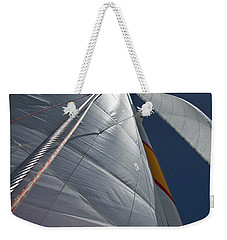 Sea And Clouds Weekender Tote Bag
