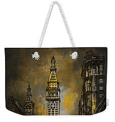 1910y Madison Avenue Ny. Weekender Tote Bag