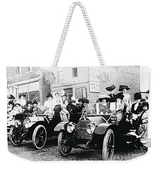 1914 Ladies Road Trip Weekender Tote Bag