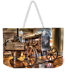 1917 Model 1 Fordson Tractor Dearborn Mi Weekender Tote Bag