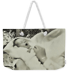 1920s Cloche Weekender Tote Bag by JAMART Photography