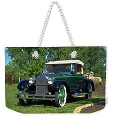 1922 Duesenberg Model A Weekender Tote Bag