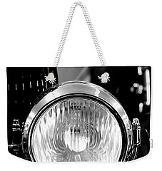 1925 Lincoln Town Car Headlight Weekender Tote Bag