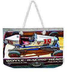 1927 Miller 91 Rear Drive Racing Car Weekender Tote Bag